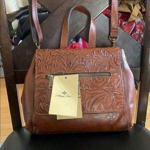 Patricia Nash backpack/crossbody